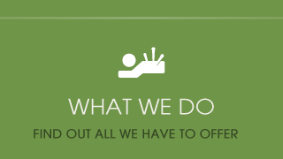 What we do - Find out all we have to offer